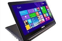 Laptop cảm ứng ASUS Transformer Book Flip bắt đầu bán tại Việt Nam