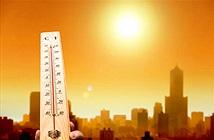 Nhiệt độ toàn cầu trong tháng 9 cao kỷ lục