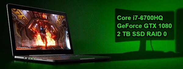 Razer ra mắt Blade Pro 2016, cấu hình rất mạnh, phím cơ, màn hình 4K IGZO G-Sync, giá từ 82,5 triệu