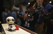 Xu hướng nuôi em bé robot tại Nhật Bản