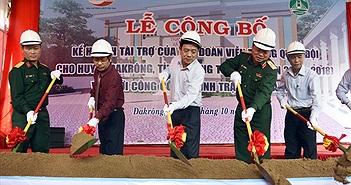 Viettel đầu tư gần 18 tỷ đồng hỗ trợ bà con huyện Đakrông thoát nghèo