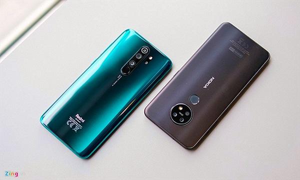 Nokia 7.2 đấu Redmi Note 8 Pro - kỳ phùng địch thủ