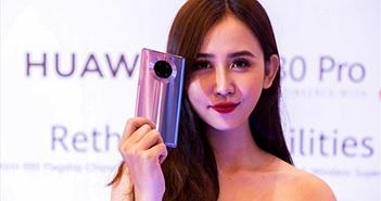 Huawei Mate 30 Pro sớm ra mắt tại thị trường Việt Nam, trang bị bộ camera khủng cùng chip Kirin 990