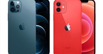 Hơn 2 triệu chiếc iPhone 12 và 12 Pro hết nhẵn trong ngày đầu tiên