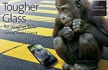 Sắp có kính cường lực Gorilla Glass 4 cho thiết bị di động