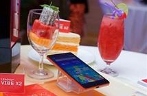 Smartphone thời trang Lenovo Vibe X2 chính thức có mặt tại Việt Nam