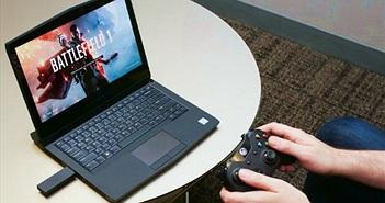 Alienware 13 R3 (OLED): Laptop chơi game tích hợp công nghệ thực tế ảo VR