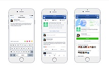 Facebook cho phép người dùng tự kích hoạt chế độ Safety Check