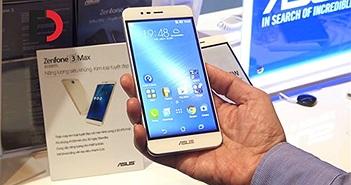 Top 5 smartphone pin khủng đáng mua ngay