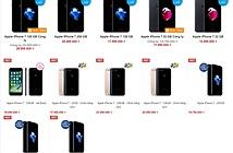 iPhone 7 chính hãng bắt đầu giảm giá mạnh