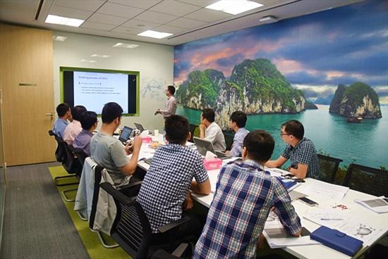"""Ngắm không gian """"xanh và không dây"""" đầy cảm hứng của Huawei Việt Nam"""