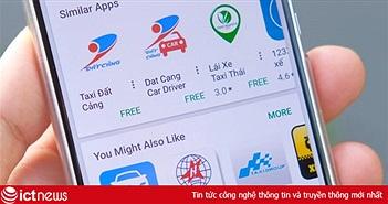 Các hãng taxi đua nhau mở ứng dụng gọi xe