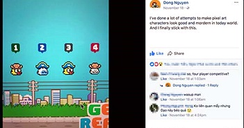 Nguyễn Hà Đông sắp đưa Flappy Bird tái xuất?