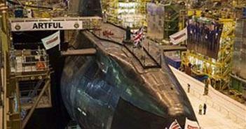 HMS Artful - Tàu ngầm hạt nhân lớn nhất thế giới