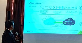 VMware hợp tác với nhà mạng nhằm thúc đẩy quá trình chuyển đổi số của doanh nghiệp Việt Nam