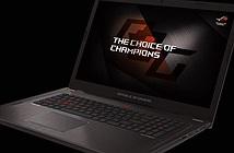Asus ra mắt laptop chuyên game đầu tiên chạy Ryzen 7