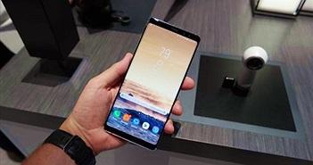 Samsung tung chương trình dùng thử S8 và Note 8 tại quê nhà để cạnh tranh iPhone