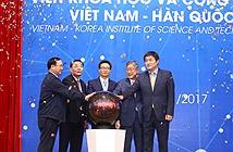Điểm xuất phát của VKIST là công nghệ thông tin và công nghệ sinh học