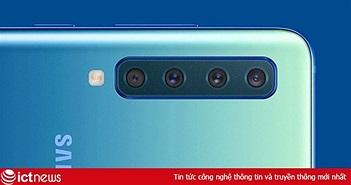 """""""Vũ khí tối thượng"""" của Samsung: Galaxy S10 5G, 6 camera"""