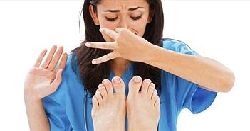 """Nếu không từ bỏ những thói quen này, đừng hỏi vì sao chân bạn cứ luôn """"bốc mùi"""""""