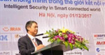 Ngày ATTT Việt Nam 2018: AI và các thiết bị thông minh trở thành tiêu điểm