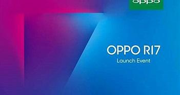Chính thức: Oppo gửi thư mời ra mắt R17 Pro ngày 27/11 tại Việt Nam