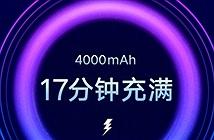 Mifan hưởng lợi từ công nghệ sạc siêu nhanh của Xiaomi