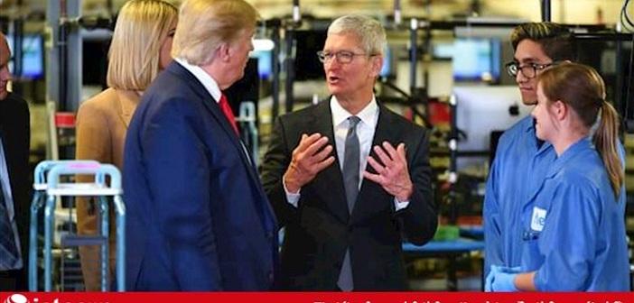 Tổng thống Trump thăm nhà máy sản xuất Mac Pro