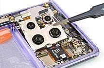 Huawei Mate 30 Pro dễ sửa hơn nhiều các flagship khác