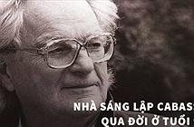 Nhà sáng lập hãng loa Cabasse qua đời ở tuổi 91, công ty hiện đạt doanh thu gần 8 triệu Euro