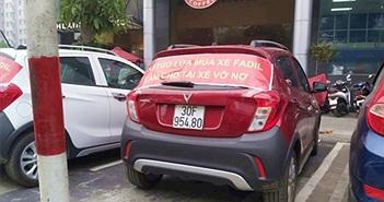 Rút đơn kiện vụ 3 tài xế tố cáo ứng dụng FastGo lừa mua xe