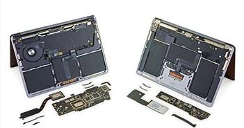 """""""Mổ bụng"""" MacBook M1 mới: không nhiều thay đổi"""