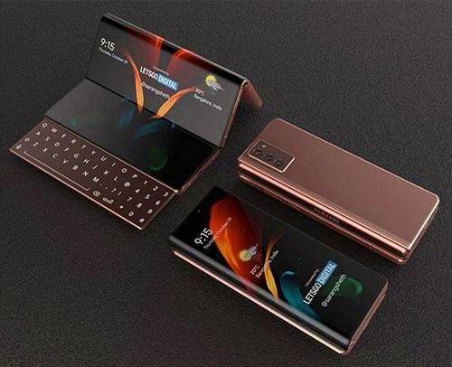 Samsung Galaxy Z Fold3 sẽ có camera ẩn dưới màn hình?
