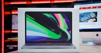 Trên tay MacBook Pro 2020 bản chip M1: bình cũ rượu mới, mượt mạnh hơn