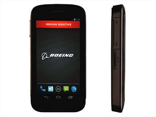 BlackBerry bắt tay Boeing sản xuất smartphone tự hủy