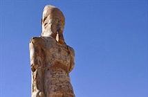Khôi phục tượng pharaoh Amenhotep III sau 3.200 năm