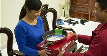 VTVcab tặng quà, cộng thêm tháng sử dụng cho khách hàng dùng Internet