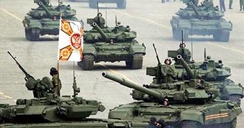 Top vũ khí tối tân nổi bật năm 2015 của QĐ Nga