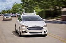 Ford lên kế hoạch đưa ra thị trường xe tự hành vào năm 2021