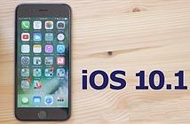 Apple không còn cho hạ cấp xuống iOS 10.1 và iOS 10.1.1