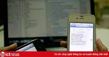 214 triệu tin nhắn rác đã bị chặn sau 7 tháng các mạng di động ký cam kết