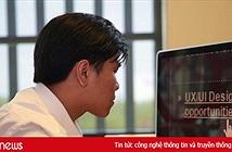 Nam sinh khiếm thị chinh phục bằng giỏi ngành Hệ thống thông tin kinh doanh RMIT Việt Nam