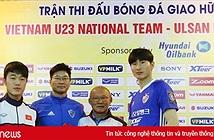Xem U23 Việt Nam vs Ulsan Huyndai, 19h00 ngày 21/12, ở đâu?