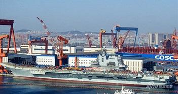 Công nghệ đóng tàu sân bay của Trung Quốc đã vượt xa Mỹ