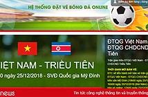 Hàng nghìn vé xem trận Việt Nam vs Triều Tiên đã có chủ