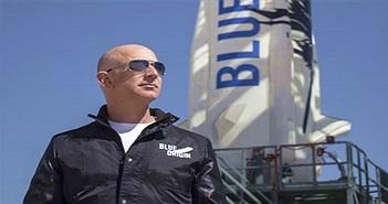 """Jeff Bezos đang làm """"động cơ tên lửa quan trọng nhất thế kỷ"""""""