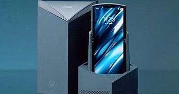 Motorola Razr màn hình gập hoãn ra mắt