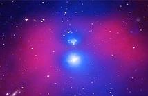 Hai nhóm thiên hà khối lượng gấp 100 nghìn tỷ lần Mặt Trời