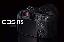 Canon EOS R5, máy ảnh full-frame của năm?