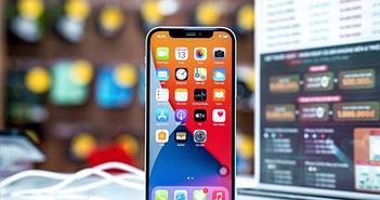 iPhone 12 và 12 mini chính hãng giảm 4 triệu, người mua tranh thủ khuyến mại